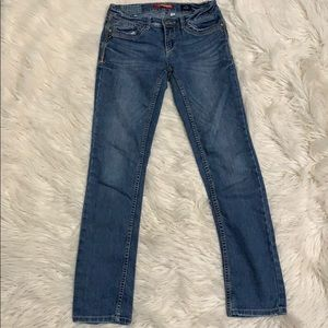 Union Bay slim straight jeans size 5